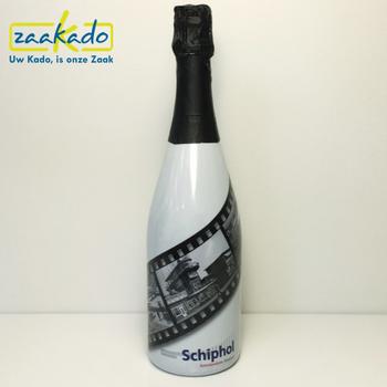 Genoeg Bedrukte wijnfles: een uniek relatiegeschenk - ZaaKado BV &LS24