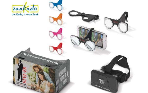 1c9628d3d2ff8c Virtual Reality brillen + uw logo - Van goedkoop tot zéér luxe!