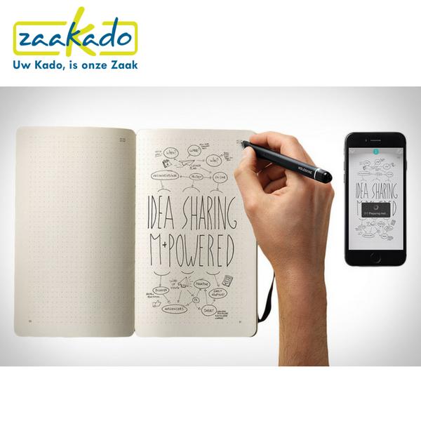 Moleskin Smart Writing Set Schrijven Met Pen En Papier Zaakado B V